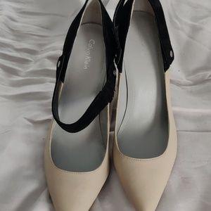 Calvin Klein heels 4' New size 11